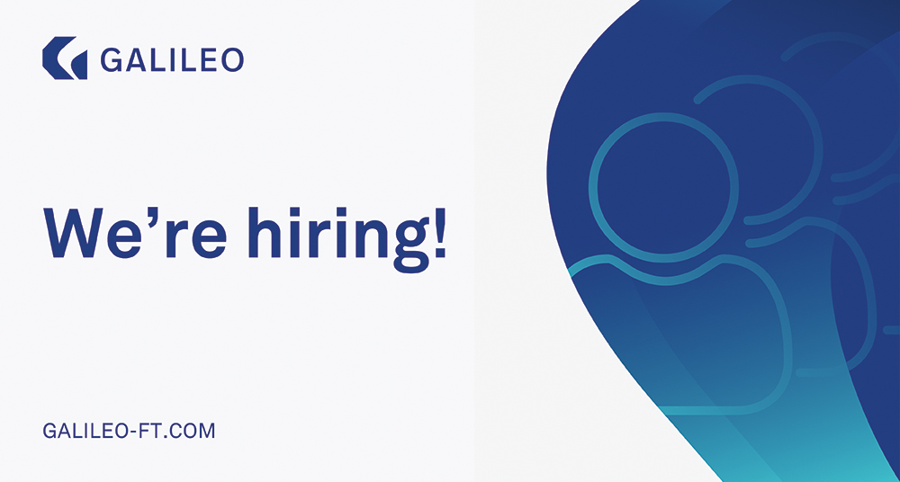 Galileo hiring graphic