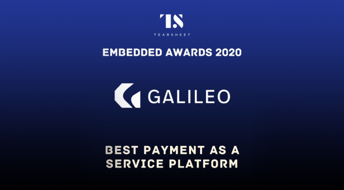 Galileo and Tearsheet logos